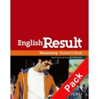 English Result Elem. TRP + DVD & Photocopiable