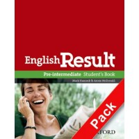English Result Pre-Int. TRP + DVD & Photocopiable