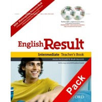English Result Int. TRP + DVD & Photocopiable