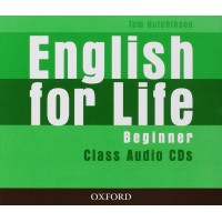 English for Life Beginner Cl. CD