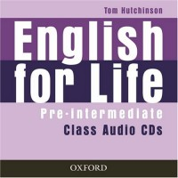 English for Life Pre-Int. Cl. CD