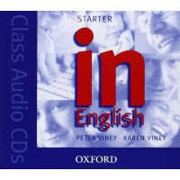 In English Starter Cl. CDs