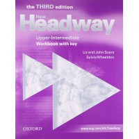 New Headway 3rd Ed. Up-Int. WB + Key