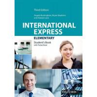 International Express 3rd Ed. Elem. SB Pack