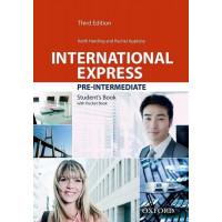 International Express 3rd Ed. Pre-Int. SB Pack