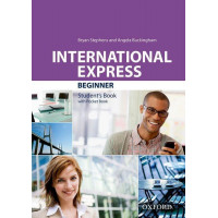 International Express 3rd Ed. Beginner SB Pack