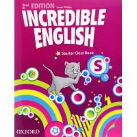 Incredible English 2nd Ed. Starter SB