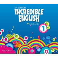 Incredible English 2nd Ed. 1 Cl. CDs