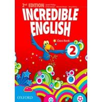 Incredible English 2nd Ed. 2 SB