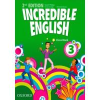 Incredible English 2nd Ed. 3 SB