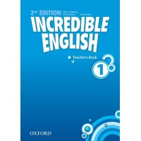 Incredible English 2nd Ed. 1 TB