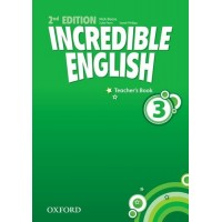 Incredible English 2nd Ed. 3 TB