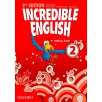 Incredible English 2nd Ed. 2 WB