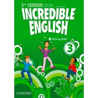 Incredible English 2nd Ed. 3 WB