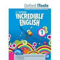 Incredible English 2nd Ed. 1 iTools