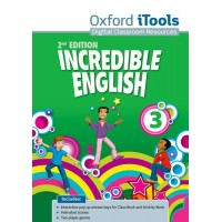 Incredible English 2nd Ed. 3 iTools