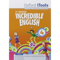 Incredible English 2nd Ed. 4 iTools