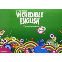 Incredible English 2nd Ed. 3-4 TRP