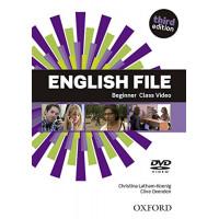 New English File 3rd Ed. Beginner DVD