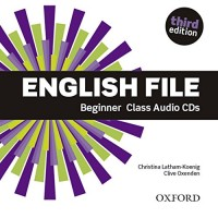 New English File 3rd Ed. Beginner Cl. CDs