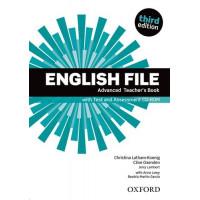 New English File 3rd Ed. Adv. TB + CD-ROM