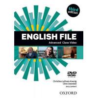 New English File 3rd Ed. Adv. DVD