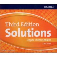 Solutions 3rd Ed. Up-Int. Cl. CDs