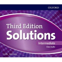 Solutions 3rd Ed. Int. Cl. CDs