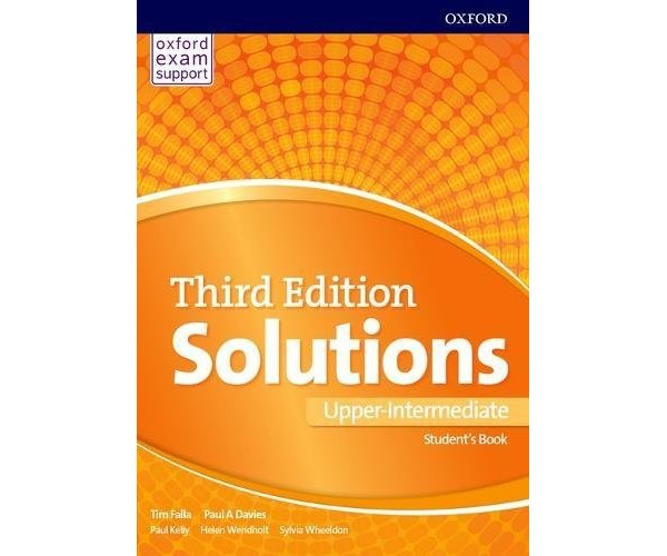 Solutions 3rd Ed. Up-Int. SB