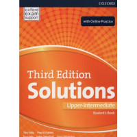 Solutions 3rd Ed. Up-Int. SB & Online Practice Pack