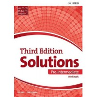 Solutions 3rd Ed. Pre-Int. WB