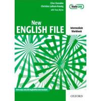 New English File Int. WB + Key & Multi-ROM