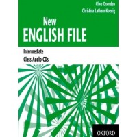 New English File Int. Cl. CDs