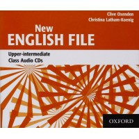 New English File Up-Int. Cl. CDs