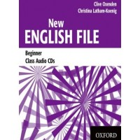 New English File Beginner Cl. CDs