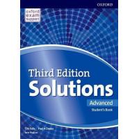 Solutions 3rd Ed. Adv. SB