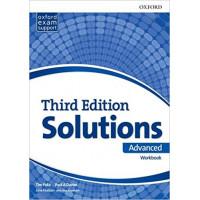 Solutions 3rd Ed. Adv. WB (pratybos)