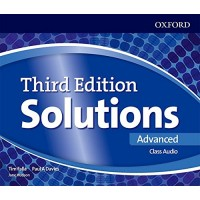 Solutions 3rd Ed. Adv. Cl. CDs