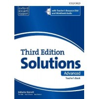 Solutions 3rd Ed. Adv. TB Pack