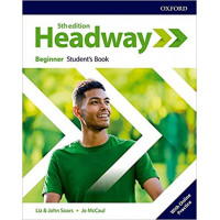Headway 5th Ed. Beginner SB with Online Practice