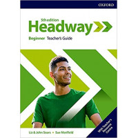 Headway 5th Ed. Beginner TB with Resource Centre