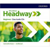 Headway 5th Ed. Beginner Cl. CDs