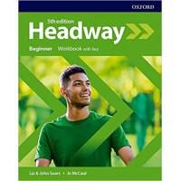 Headway 5th Ed. Beginner WB + Key