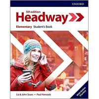 Headway 5th Ed. Elem. SB with Online Practice