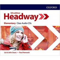 Headway 5th Ed. Elem. Cl. CDs