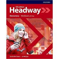 Headway 5th Ed. Elem. WB + Key