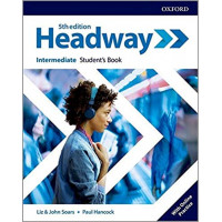 Headway 5th Ed. Int. SB with Online Practice