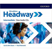 Headway 5th Ed. Int. Cl. CDs