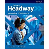 Headway 5th Ed. Int. WB + Key
