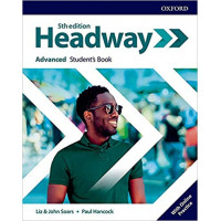 Headway 5th Ed. Advanced SB with Online Practice